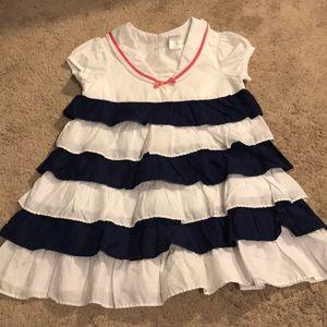 Gymboree sailor dress size 5t